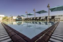 Pool hotel punta gorda florida