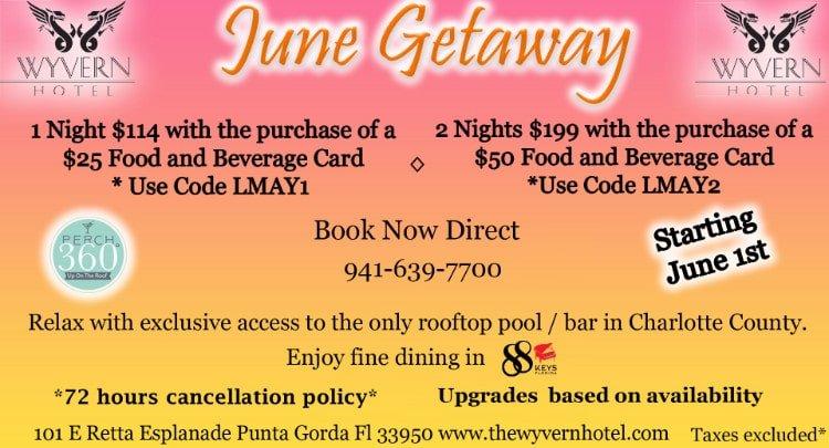 June Getaway