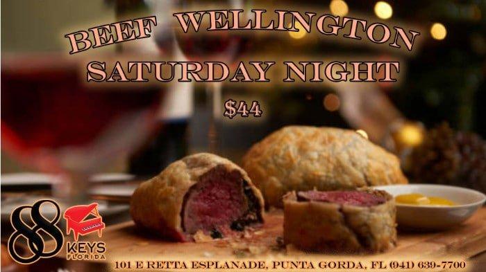 Beef Wellington saturday 07.15.21
