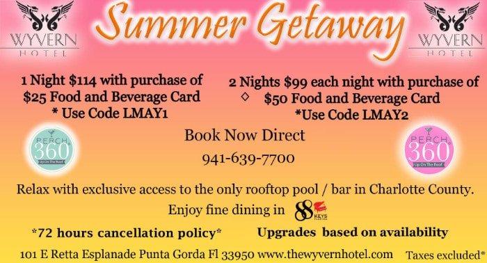 Summer Getaway 07.21